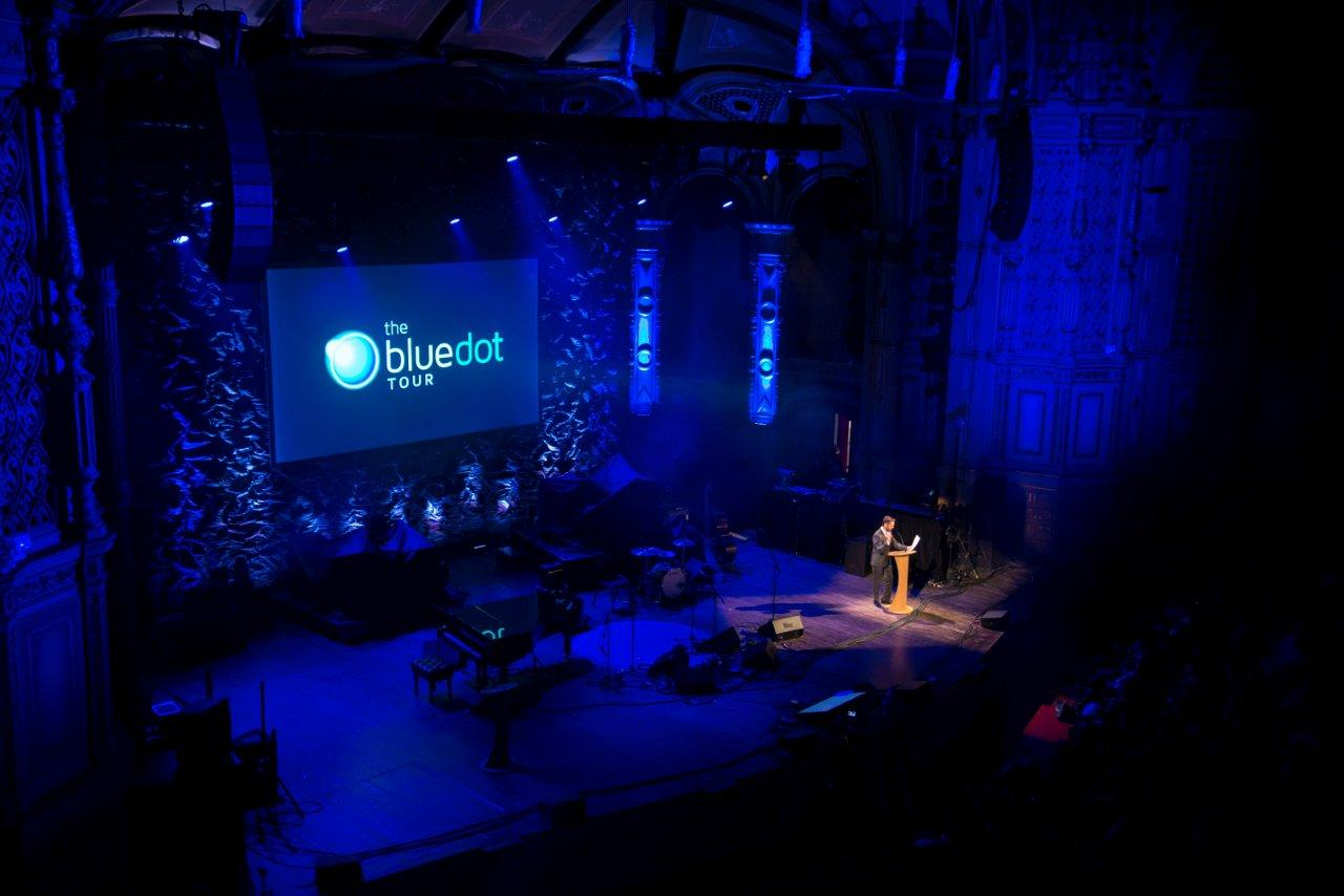 David Suzuki Blue Dot Tour