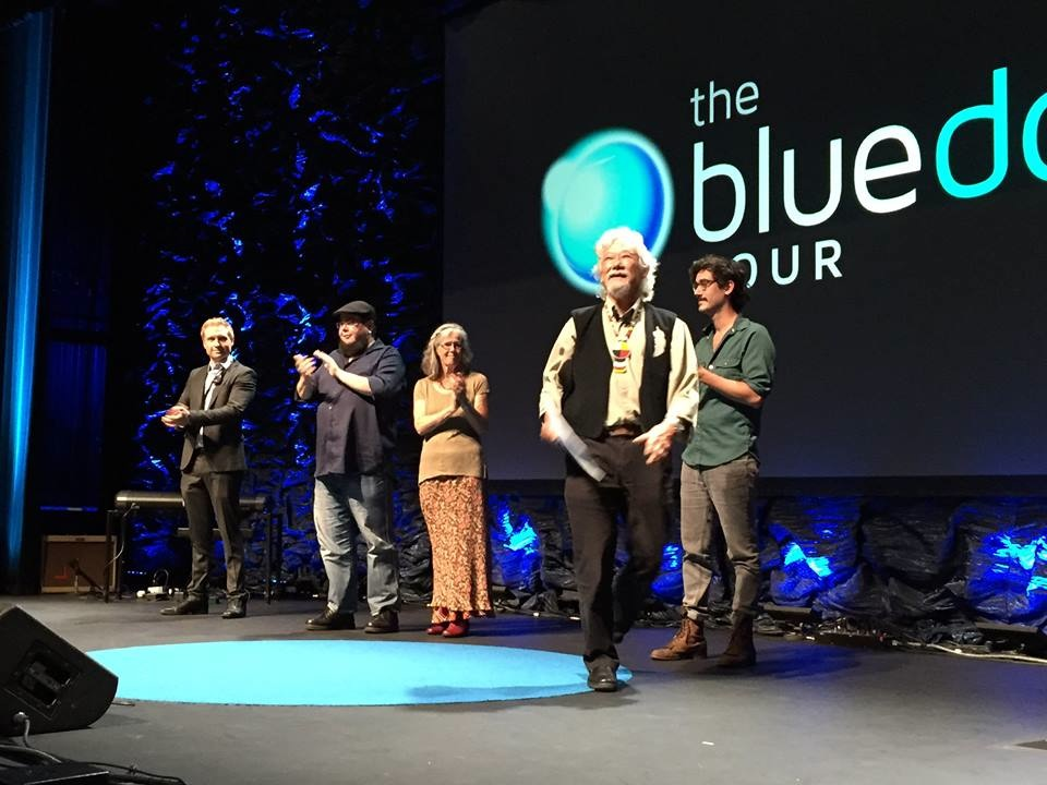 David Suzuki Blue Dot Tour