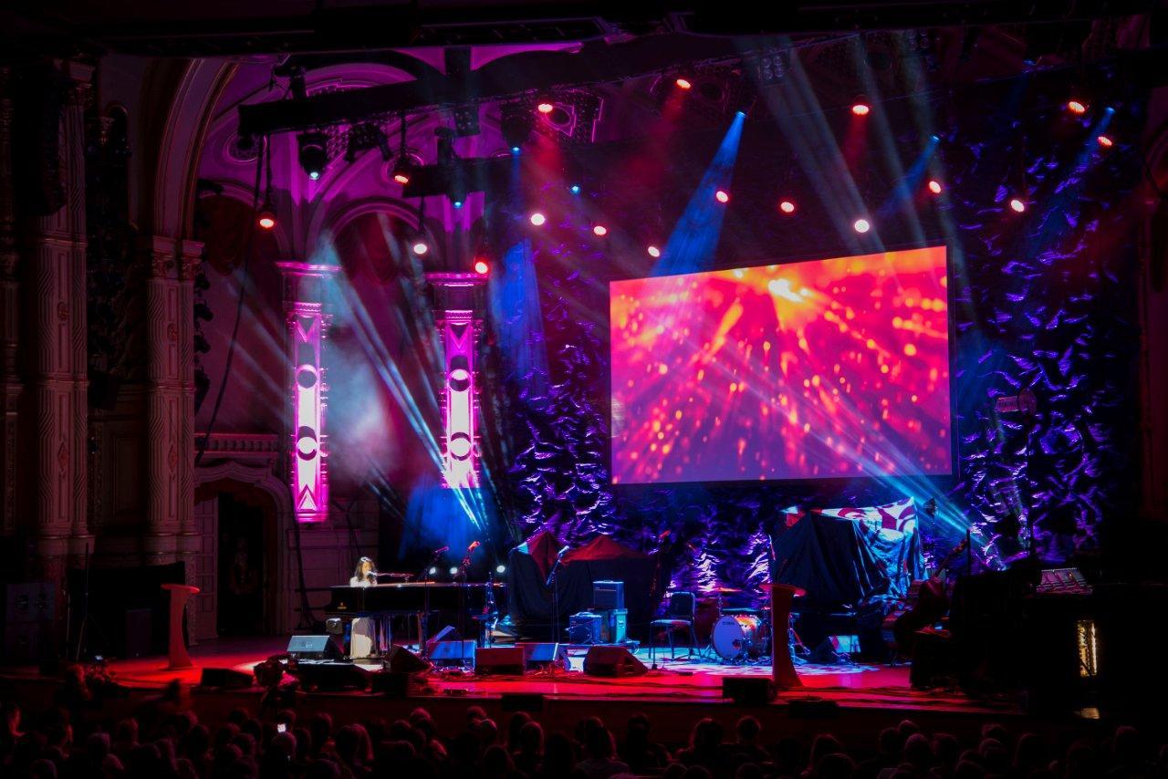 The David Suzuki Blue Dot Tour.
