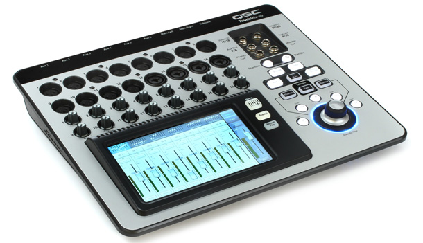 QSR TouchMix-16 New Audio Mixer