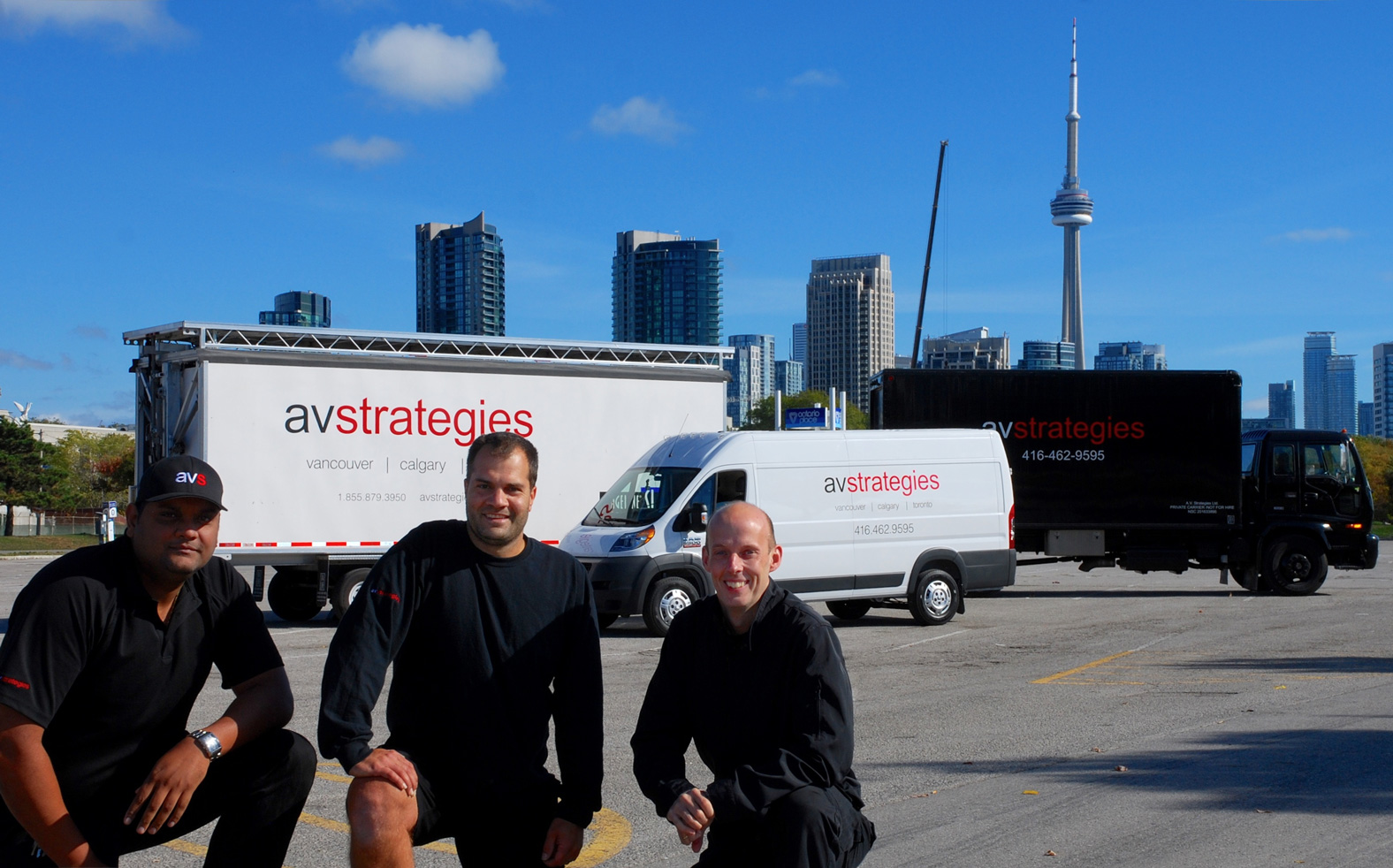 Toronto AV Strategies Team