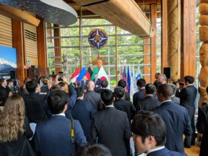 G7 finance ministers symposium